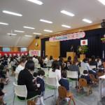 ちやま幼稚園H29年度入園式